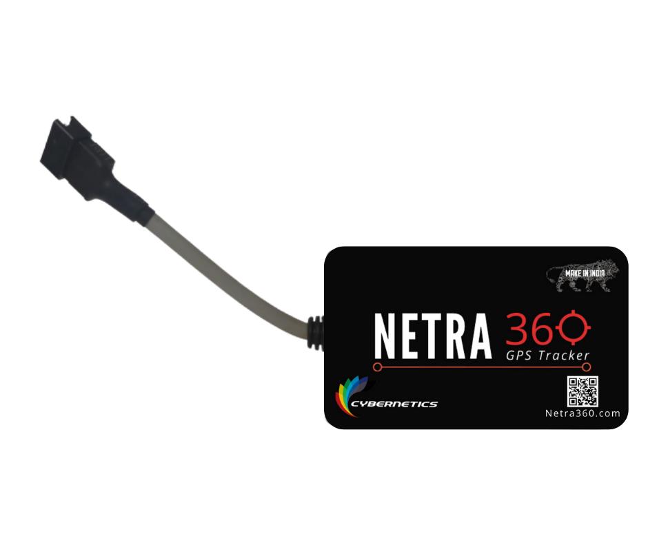 Netra360 GPS Tracker