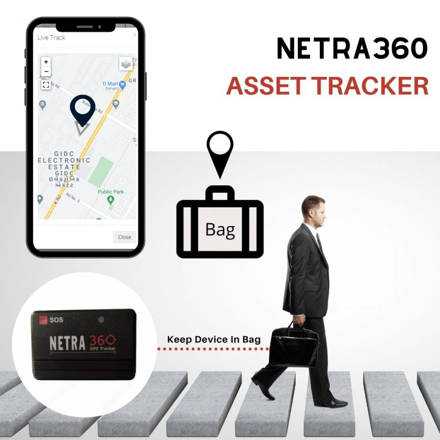 Asset Tracker_Netra360 GPS