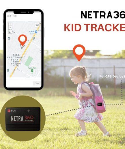 Kid Tracker_netra360