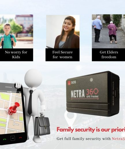 Personal Tracker_Netr360 GPS